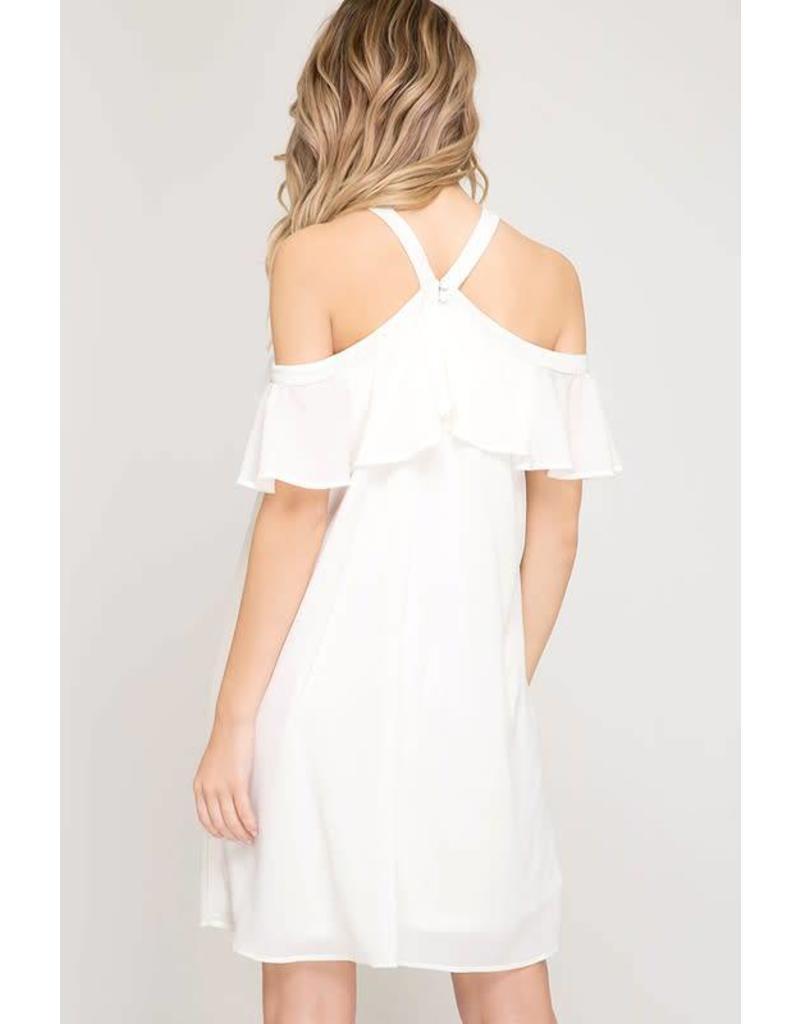Sunny Shoulder Dress
