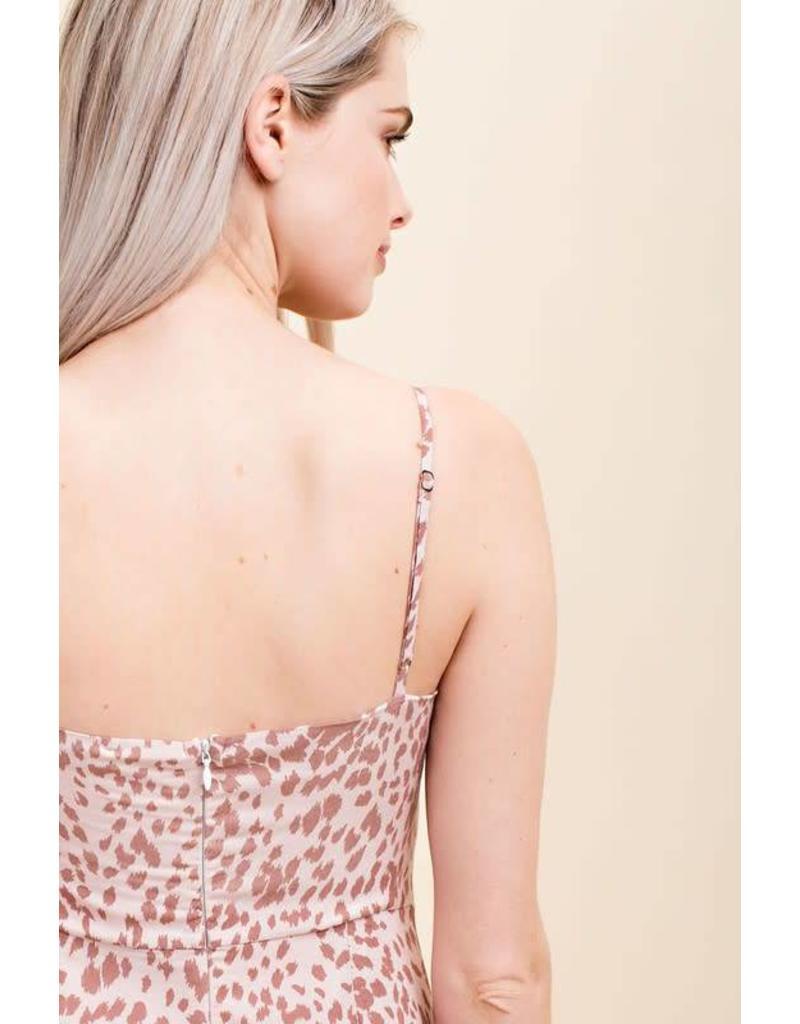 Cheetah Girl Dress