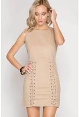 Bella Braided Dress