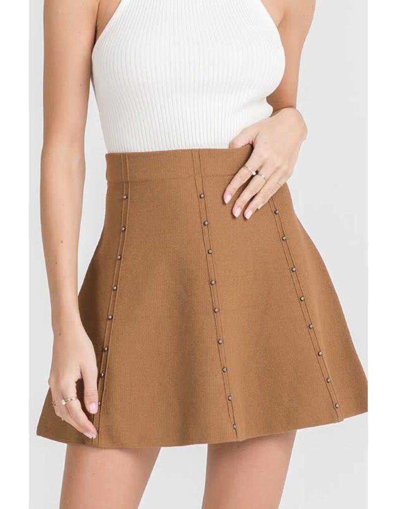 Savannah Studded Skirt