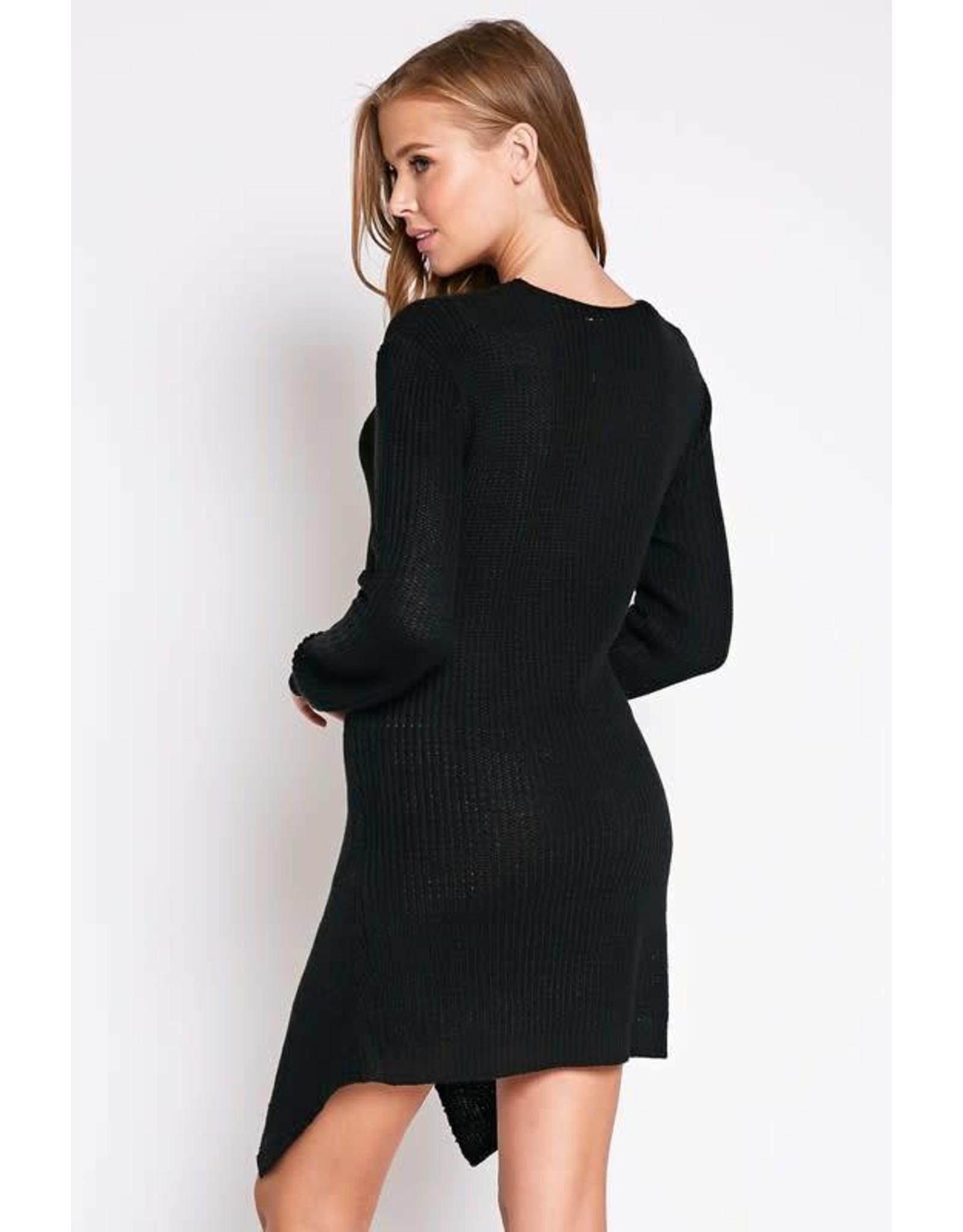 Keepin' It Chic Sweater Dress