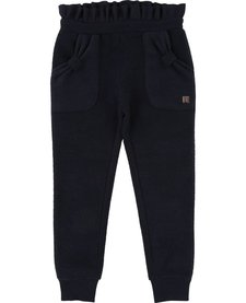 FW18 Pantalon Épais Marine - Carrément Beau