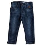 L&P FW18 Pantalon Coupe Skinny Bleu - L&P