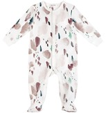 Miles Baby FW18 Pyjama Manches Longues Blanc - Miles Baby