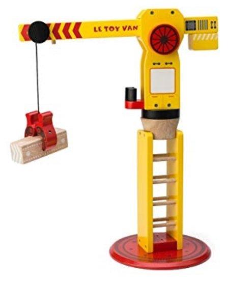 Grande Grue en Bois de Toy Van