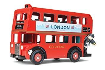 Le Toy Van Autobus Londonien