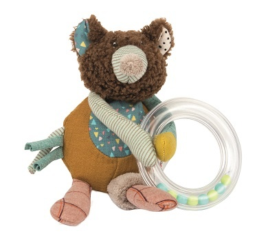 Moulin Roty Hochet Ours