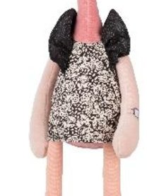 Peluche Flamand Rose Violette