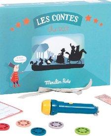 Histoires du Soir, Boîte Cinéma, Les Contes du Soir de Moulin Roty