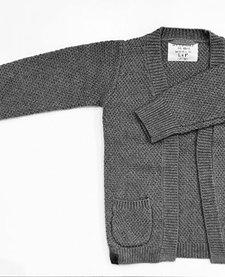 Veste en tricot L&P