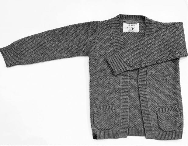 L&P Veste en tricot L&P