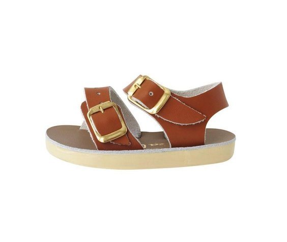 Salt Water Sandals Sandales Sea Wees de Salt Water/Sea Wees Sandals TAN