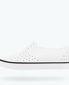SS19 Souliers Native Miles Child Shell White/Shell White