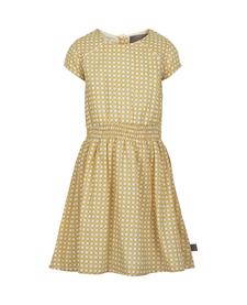 SS19 robe manche courte carreaux Creamie
