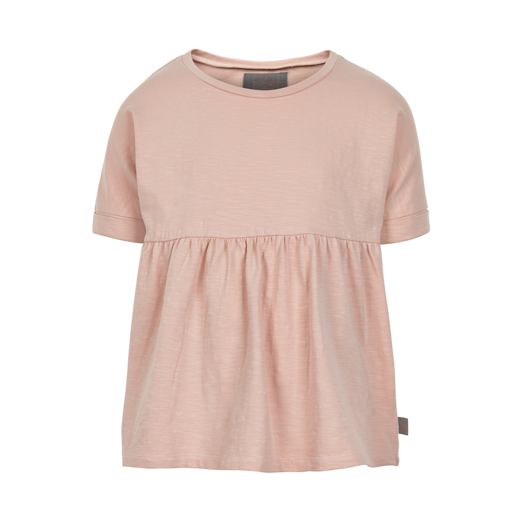 Creamie SS19 T-Shirt Rose Pâle - Creamie