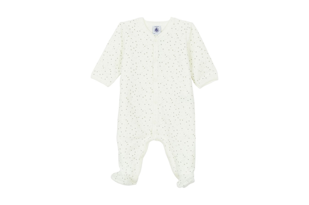 Petit Bateau SS19 Pyjama Motif Étoiles - Petit Bateau