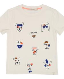 SS19 T-Shirt Poilu de Billybandit