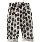 Cokluch SS19 pantalon beige et noir - Cokluch
