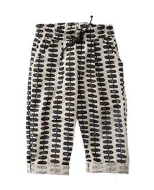 SS19 pantalon beige et noir - Cokluch