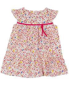 SS19 Robe fleurie  - Petit Bateau Dress