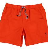 Carrément Beau SS19 Short Orange Industriel- Carrément beau