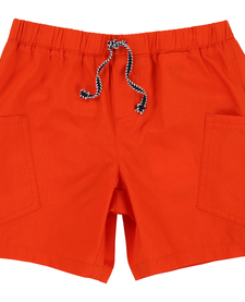 SS19 Short Orange Industriel- Carrément beau