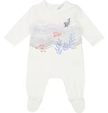 Carrément Beau SS19 Pyjama à Pieds Poisson- Carrément beau