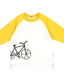 SS19 Chandail Bicyclette de Miles Baby - Bicycle Bag Shirt