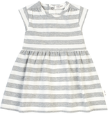 Miles Baby SS19 Robe Tricot Rayée Miles Baby - Dress