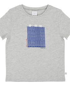 SS19 Chandail Gris de Carrément Beau / Tee-shirt