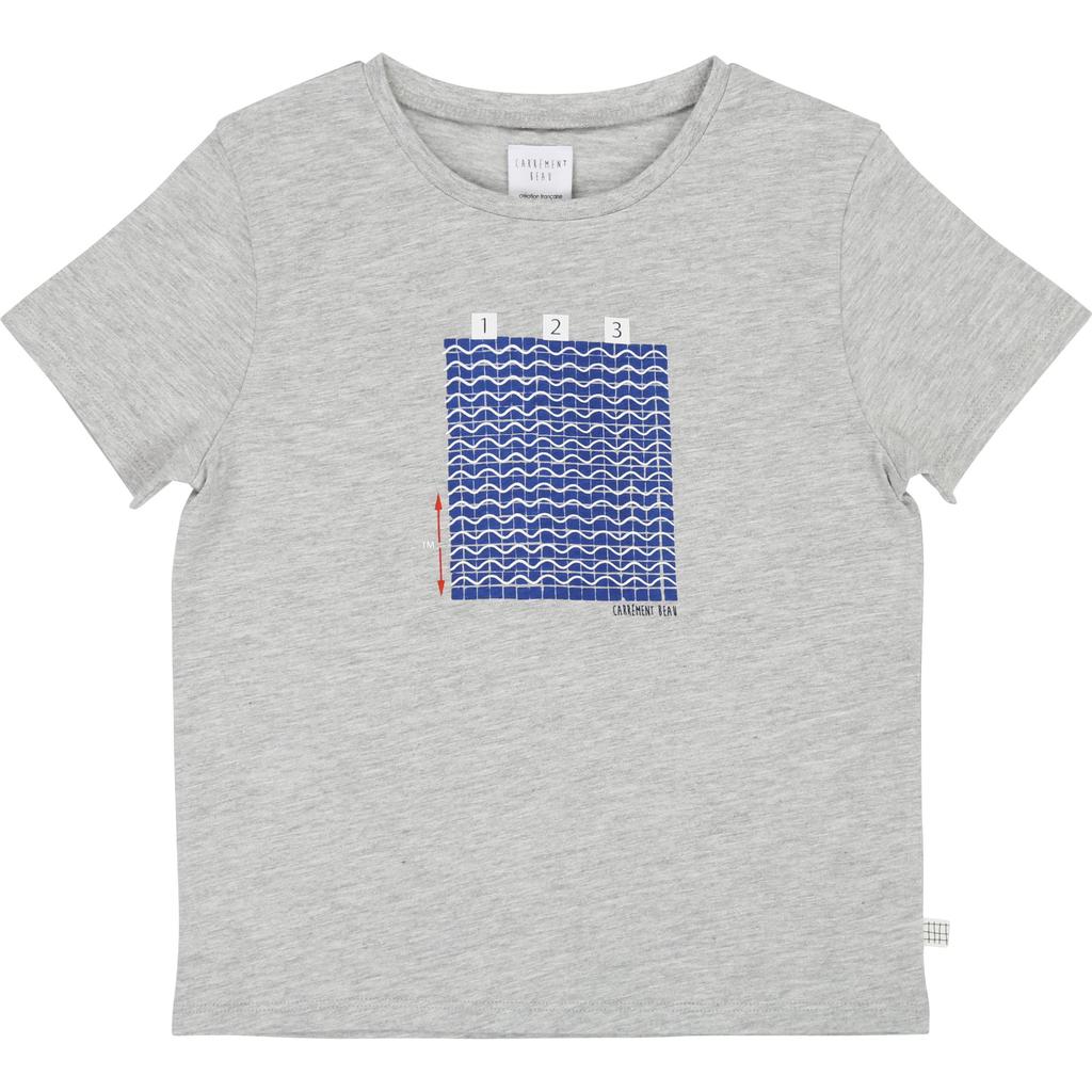Carrément Beau SS19 Chandail Gris de Carrément Beau / Tee-shirt