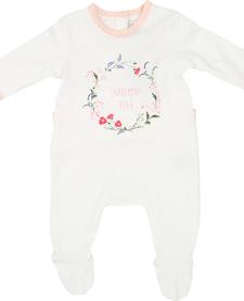 SS19 Pyjama ecru rose- Carrément beau