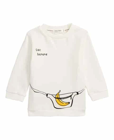 SS19 Chandail Sac Banane de Miles Baby - Banana Bag Shirt