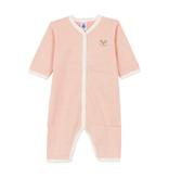 Petit Bateau SS19 Pyjama Sans Pieds, Carreaux Rouges - Petit Bateau