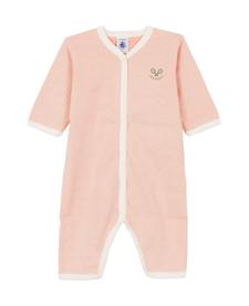 SS19 Pyjama Sans Pieds, Carreaux Rouges - Petit Bateau