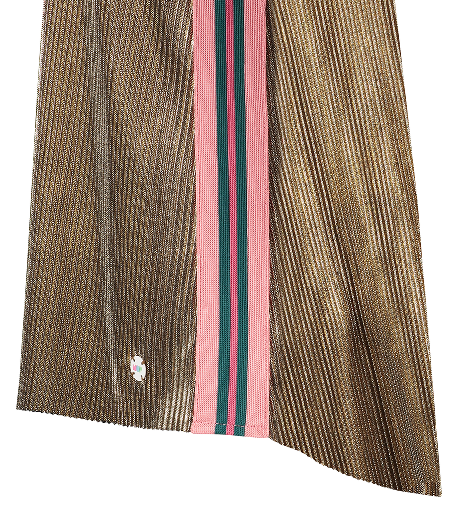 Noppies SS19 Chandail Doré Avec Rayures de Nop - Golden Shirt With Stripes