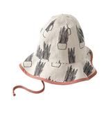 Cokluch SS19 chapeau d'été beige et moutarde -  Cokluch