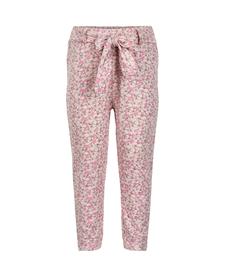 SS19 pantalon rose fleurs bamboo / trousers minymo