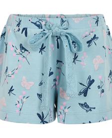 SS19 short bleu papillon minymo