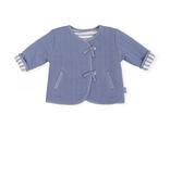 Tutto Piccolo SS19 veste bleu jacket - Tutto Piccolo