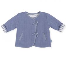 SS19 veste bleu jacket - Tutto Piccolo
