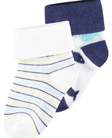 SS19 Paquet de 2 Paires de Bas Noppies/ Socks