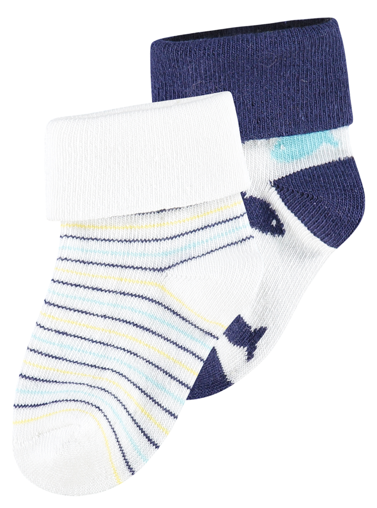 Noppies SS19 Paquet de 2 Paires de Bas Noppies/ Socks