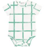 Miles Baby SS19 Cache-Couche à Carreau Vert de Miles Baby