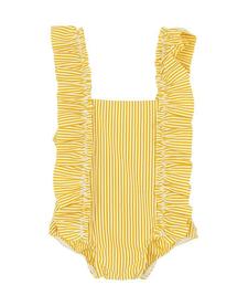 SS19 Costume de bain rayures- Petit Bateau Swimsuit