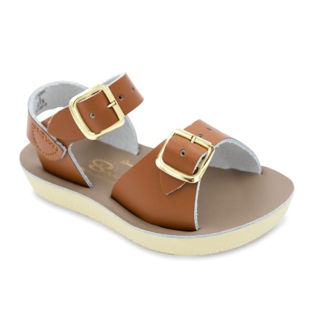 Salt Water Sandals Sandales Surfer de Salt Water/ Surfer Sandals Tan