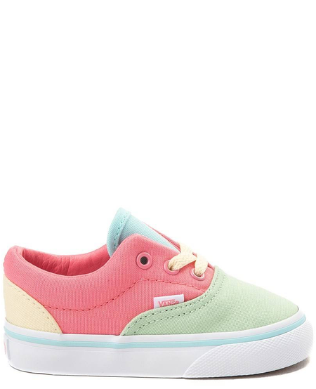 SS19 Souliers Era Strawberry green yellow Vans