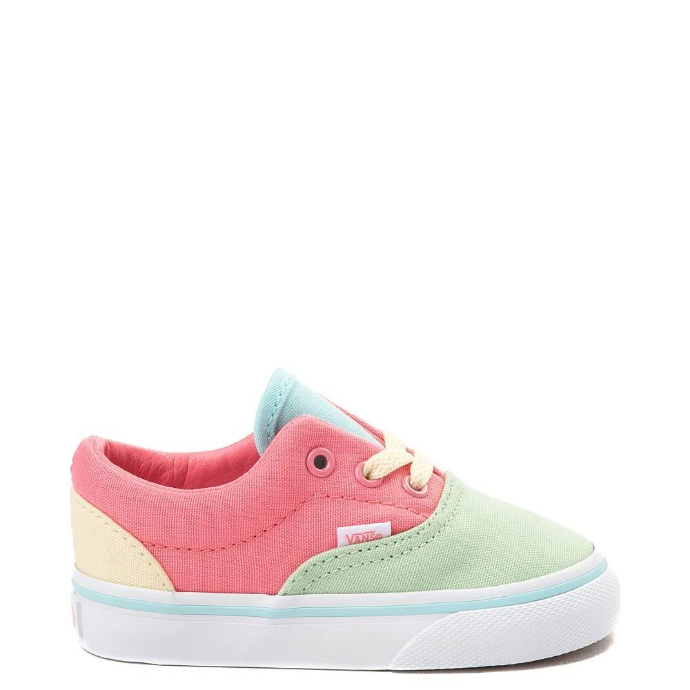 Vans SS19 Souliers Era Strawberry green yellow Vans