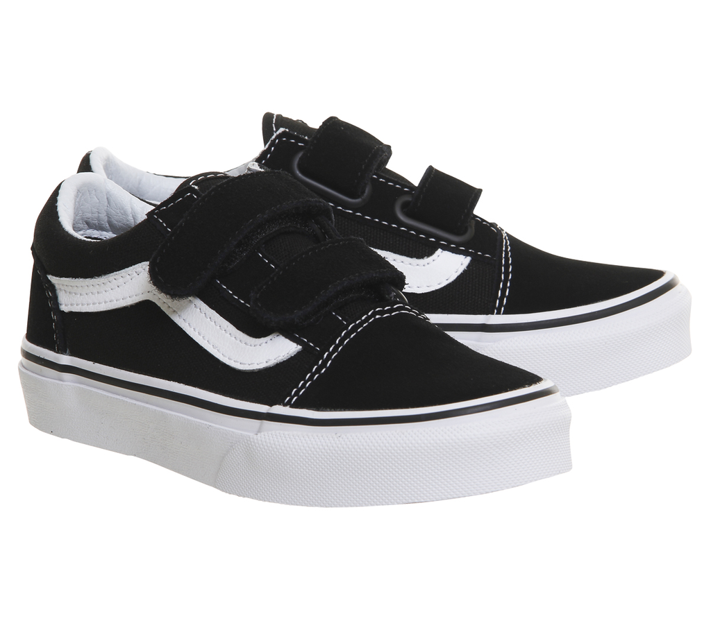 Vans SS19 Old School Black Vans