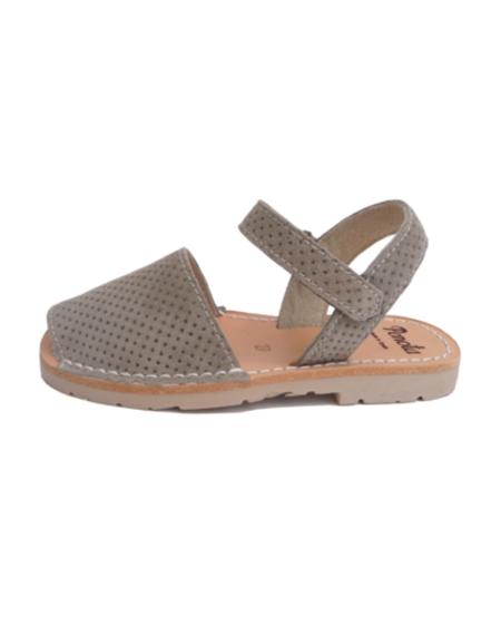 SS19 Sandales kaki - Penota